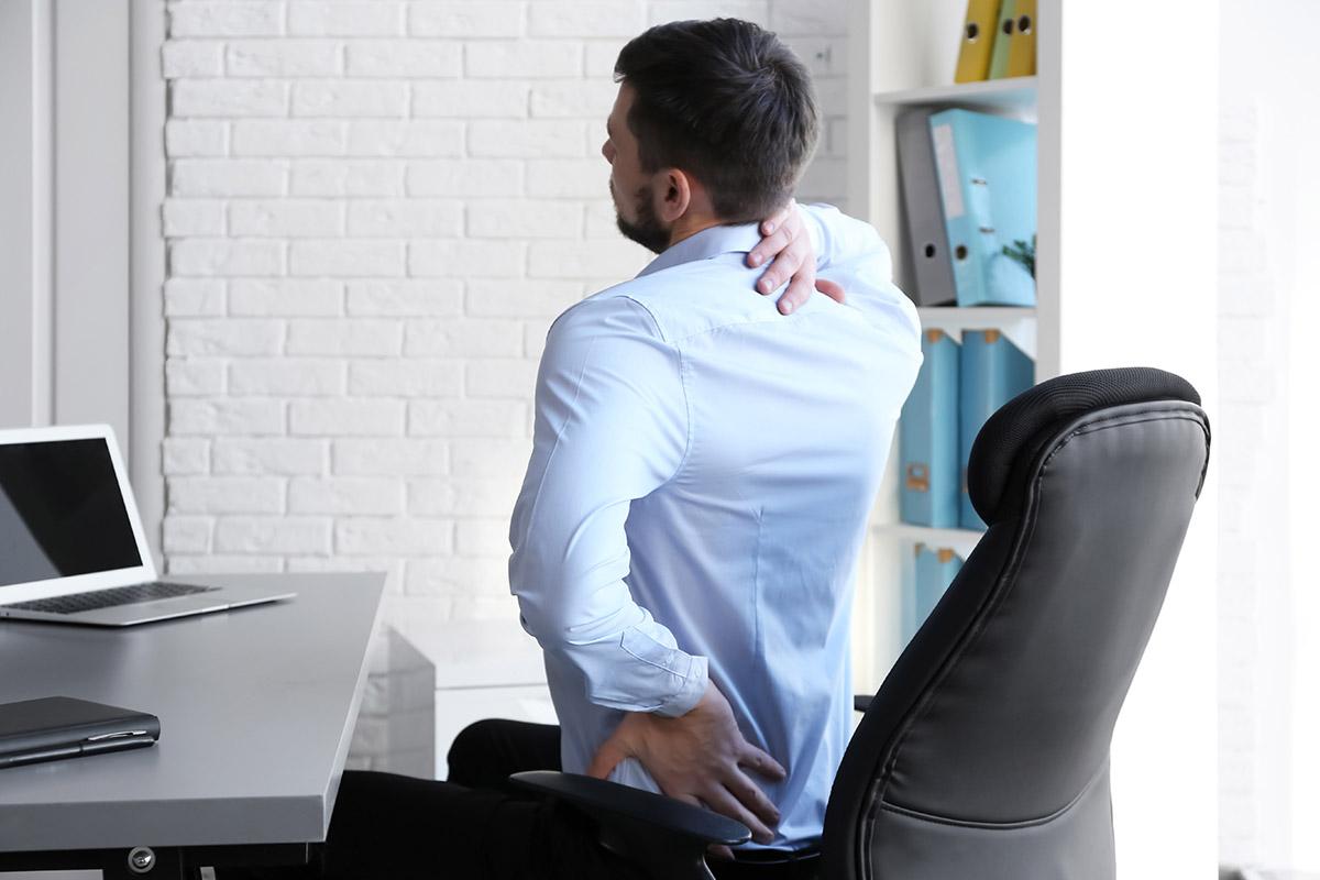 Lingering Back Pain